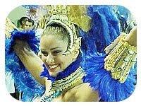 Fotos de Nana Gouveia no carnaval