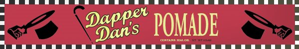 Dapper Dan&#39;s Pomade