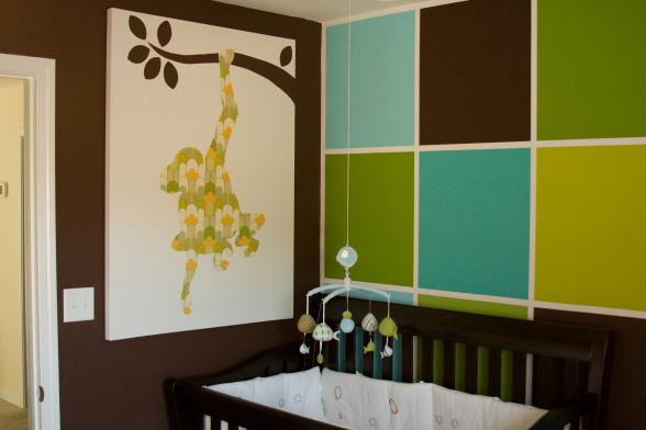 Bubby Makes Three Gender Neutral Nursery Pt1 Colour Scheme