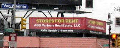 Stores for rent