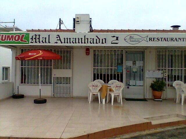 RESTAURANTE MAL AMANHADO