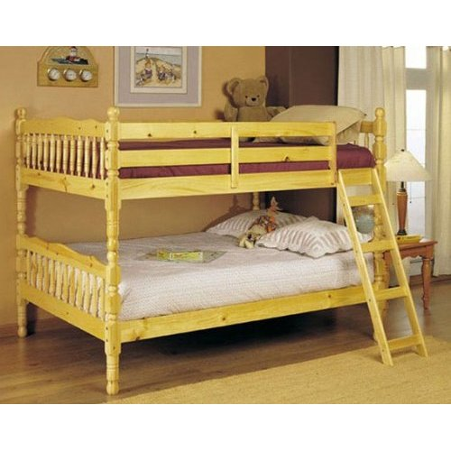 Twin Over Full Bunk Bed 500 x 500