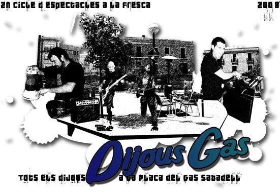 Espectacles a la fresca - Plaça del Gas