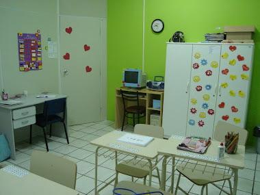 sala de assessoria pedagógica