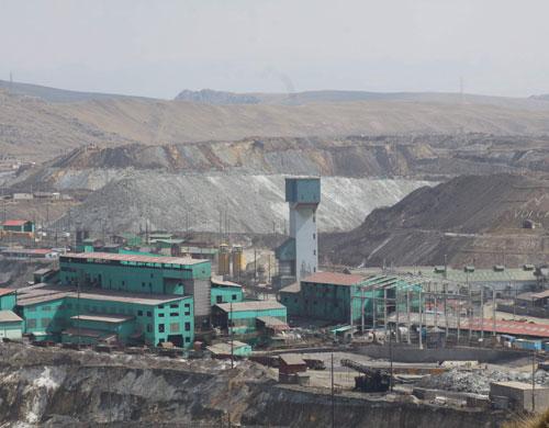 Luego de asaltar la mina Cobriza, de Doe Run Perú, ubicada en la