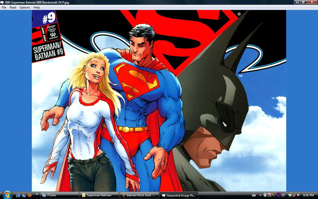 batman and supergirl The man of steel will find that naivete punished when his alien cousin supergirl  arrives next week in superman/batman: apocalypse , warner.