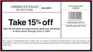 American eagle printable coupons june 2019