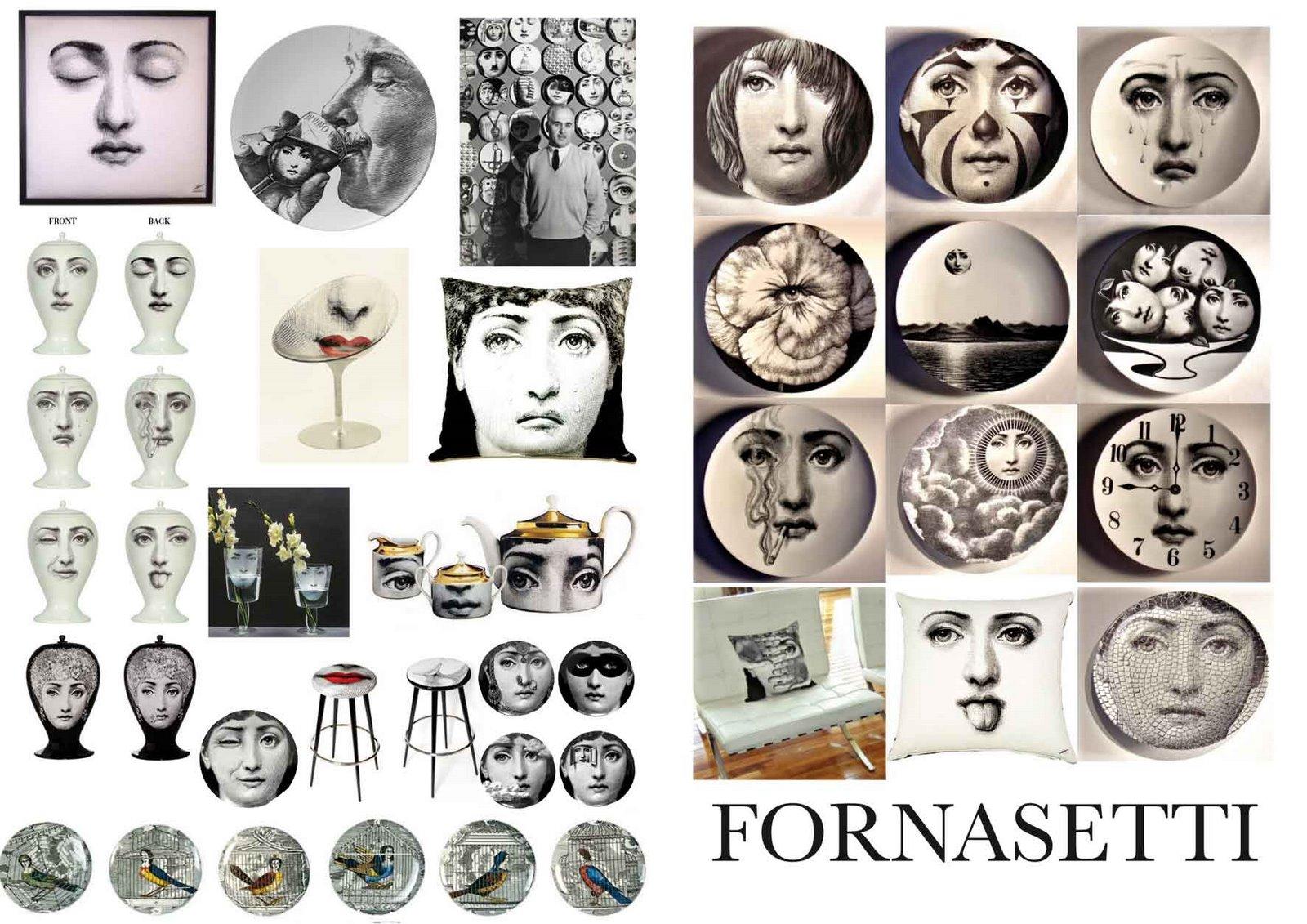 free wallpicz fornasetti wallpaper cole son. Black Bedroom Furniture Sets. Home Design Ideas