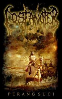 Cover Artwork Logo Wallpaper Band LostAnother Death Metal Jakarta Indonesia