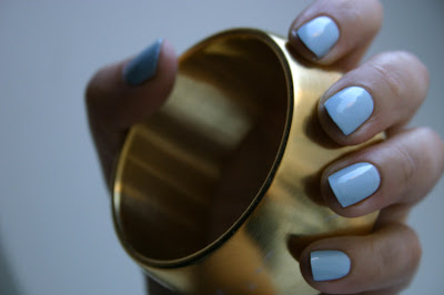 nail polish, Nubar, Baby Blue