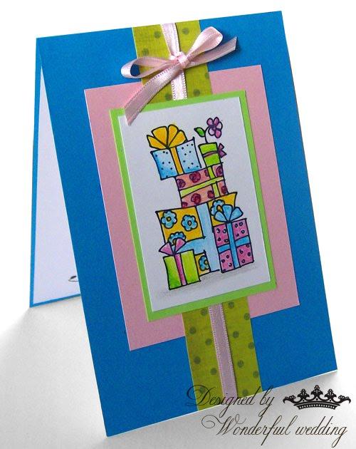 68Презентация поздравительная открытка для мамы