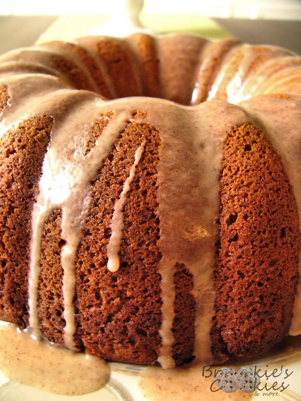 Applesauce Spice Cake Cookies