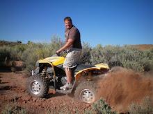 Chris 4-Wheeling