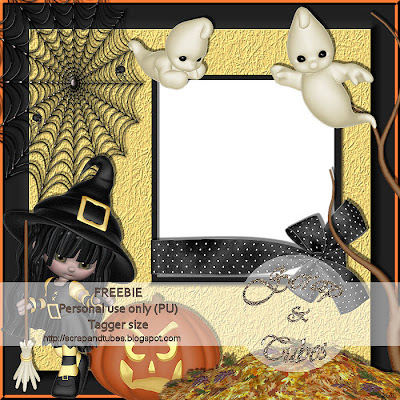 Halloween QP 6 QP6_Preview_Scrap+and+Tubes