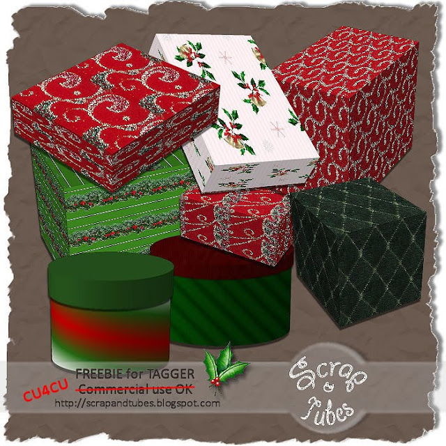Gift Boxes to Decorate (CU4CU) SAT_Gifts+Boxes+to+Decorate_Preview_Scrap+and+Tubes
