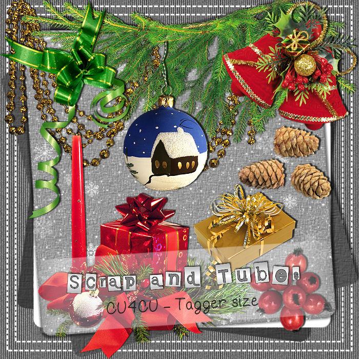 Christmas Elements 2 (CU4CU) .Christmas+Elements+2_Preview_Scrap+and+Tubes