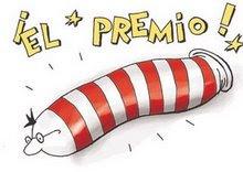 Premio II (es como ganarse 2 veces el Martín Fierro!)