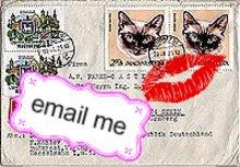 calico cat correspondence