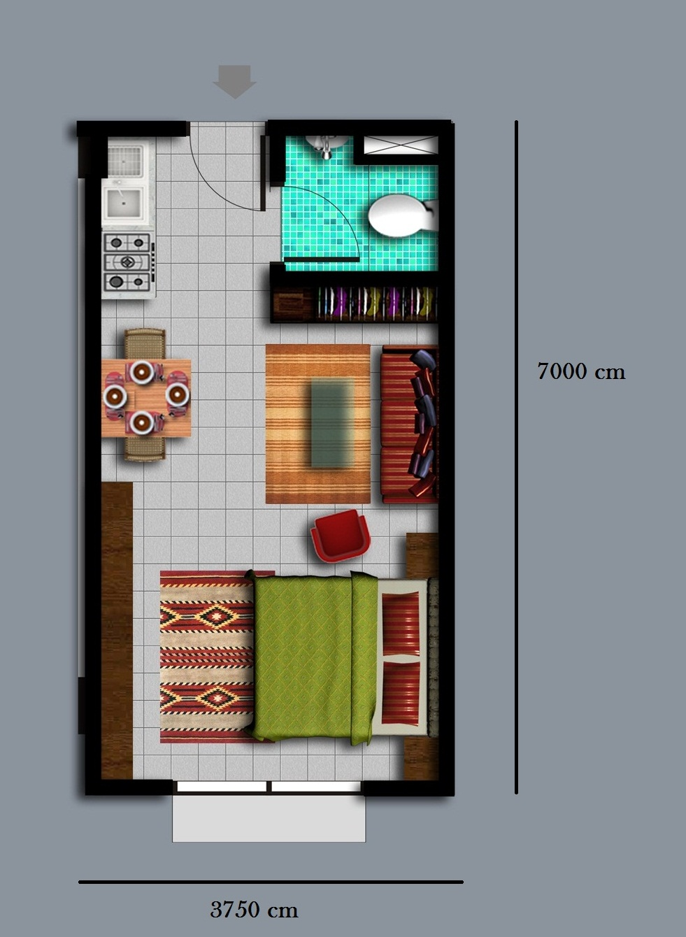 Nagoya Mansion Types Of The Apartment