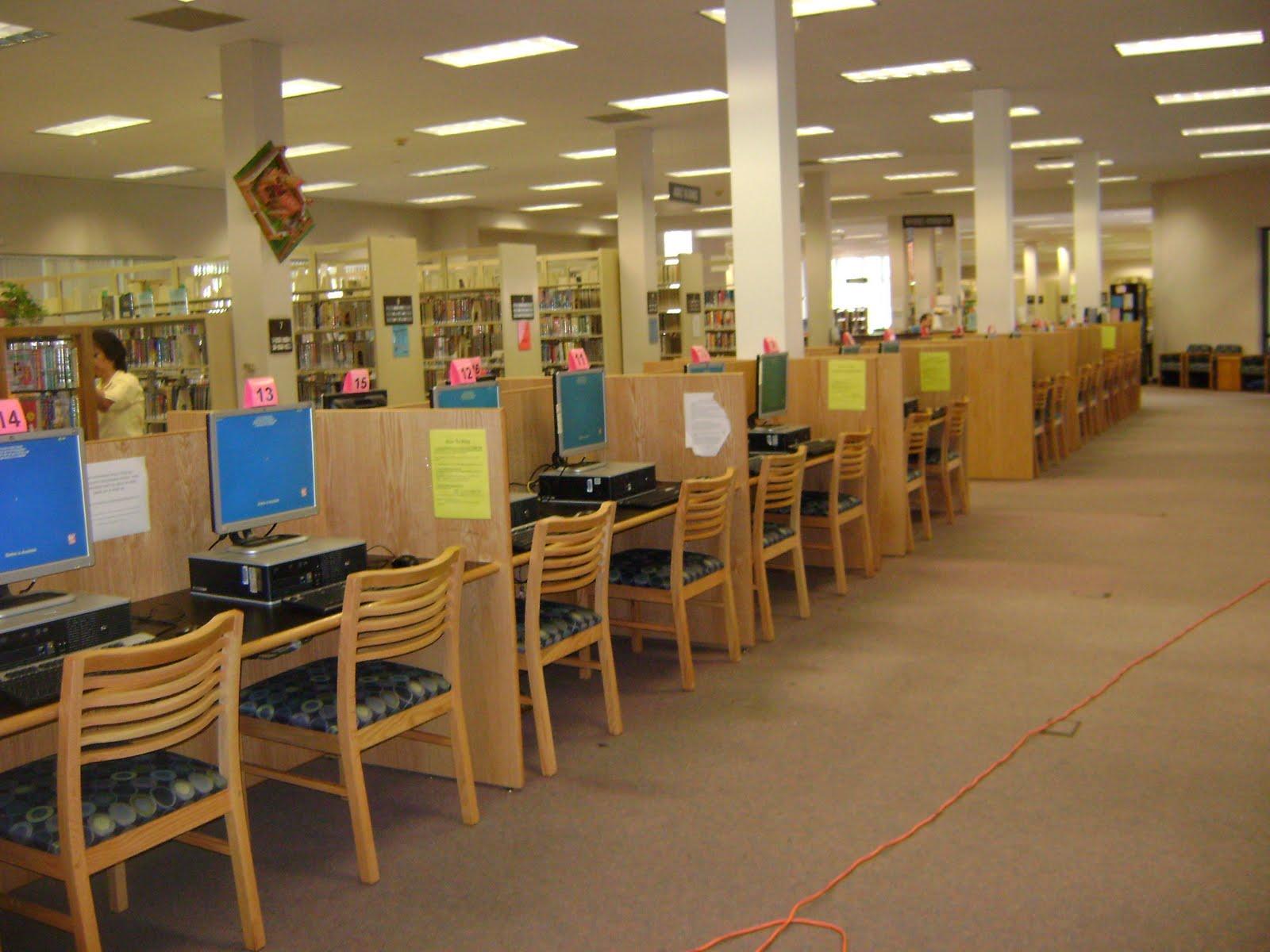 Henington Alief Regional Library July 2010