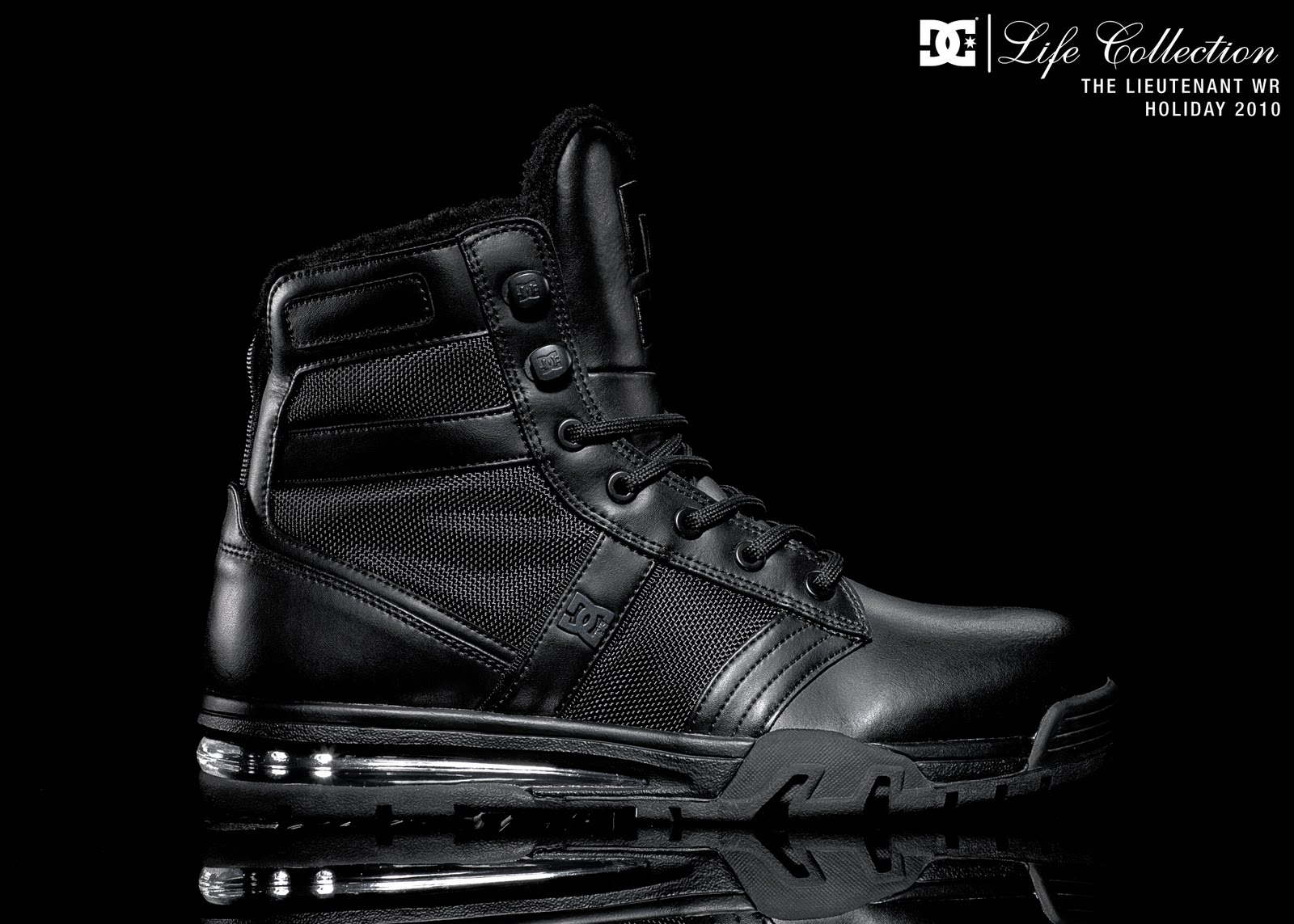 The LiFE Collection Lieutenent WR boot (an off spring of the DC Admiral and  Versatile Hi) cd1a13972960