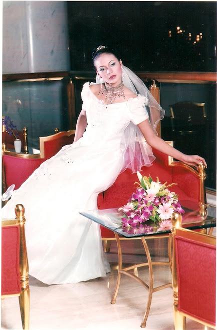 gown pengantin