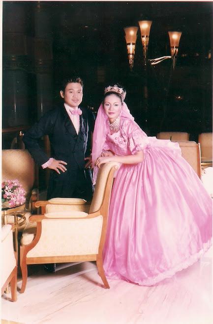gown & kot pengantin