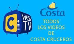 COSTA CRUCEROS - WEB TV
