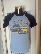 VINTAGE 1932 50/50 OLD CAR SHIRT (SOLD!!!!!)