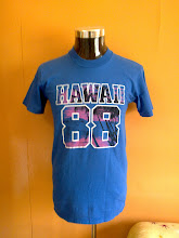 VINTAGE HAWAII 88 STEDMAN TAG SHIRT 2 (SOLD)