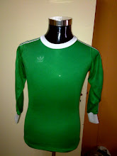 VINTAGE ADIDAS 50/50 MADE IN WEST GERMANY LONGSLEEVES SHIRT very rare (SOLD!!!!)