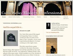 Collin Kelley: Modern Confessional