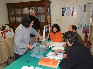 Pour un agrandissement cliquez sur la photo - Les élections municipales à Pomy