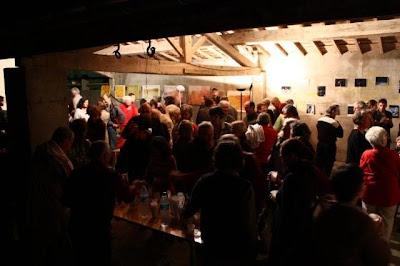 Exposition et concert à Pomy