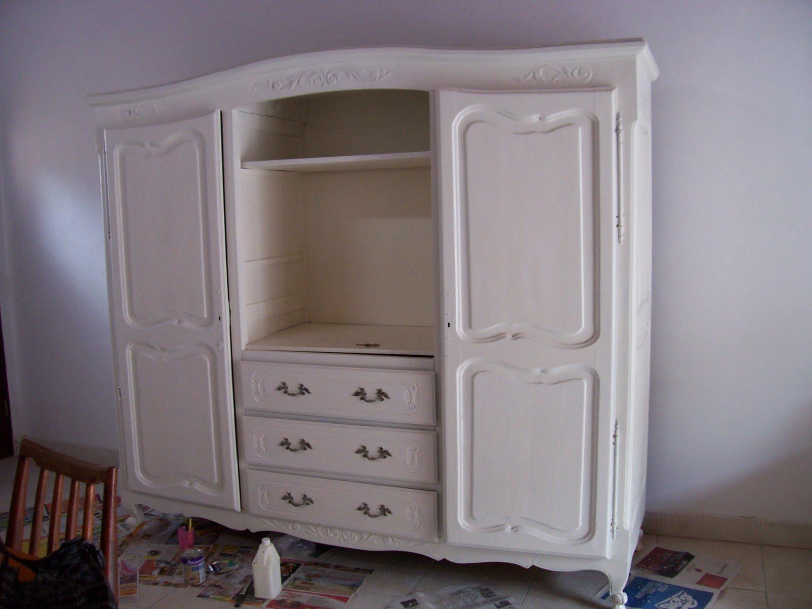 Bohemio y romantico mueble antiguo for Herrajes muebles antiguos