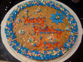 Pint Size Baker FAIL and Double Decker Cookie Cake