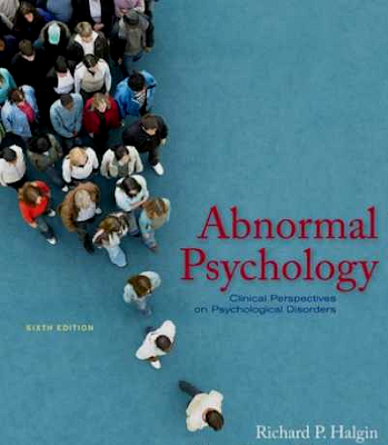 four d s of abnormal psychology Posts about 4 d's written by jessieshutt psychopathology, historically referred to as abnormal psychology, is tricky in nature at best.