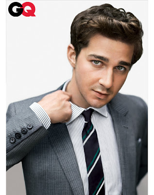 shia labeouf gq. hot shia labeouf gq magazine.