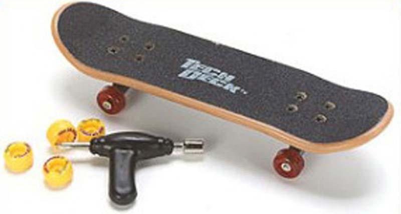 Tech Deck Skateboards Car Interior Design
