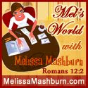 Mel's World with Melissa Mashburn