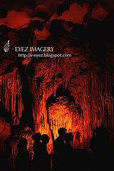 Пещера в горах