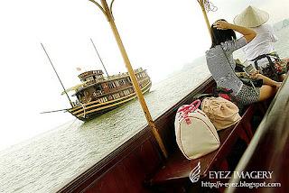 Территория залива Ха Лонг Бей огромна