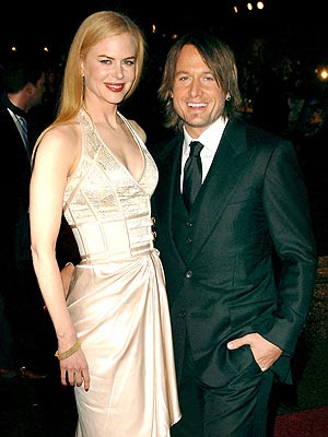 Nicole Kidman's two adopted children, Isabella