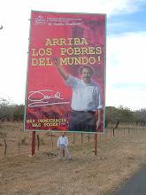 RSA in Nicaragua - Govt propaganda. Managua (Feb 2008)