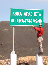 RSA in Peru - Reaching Andahuaylas on Peruvian Andes (March 2007)