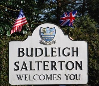 Budleigh & Brewster United -            celebrating sisterhood!