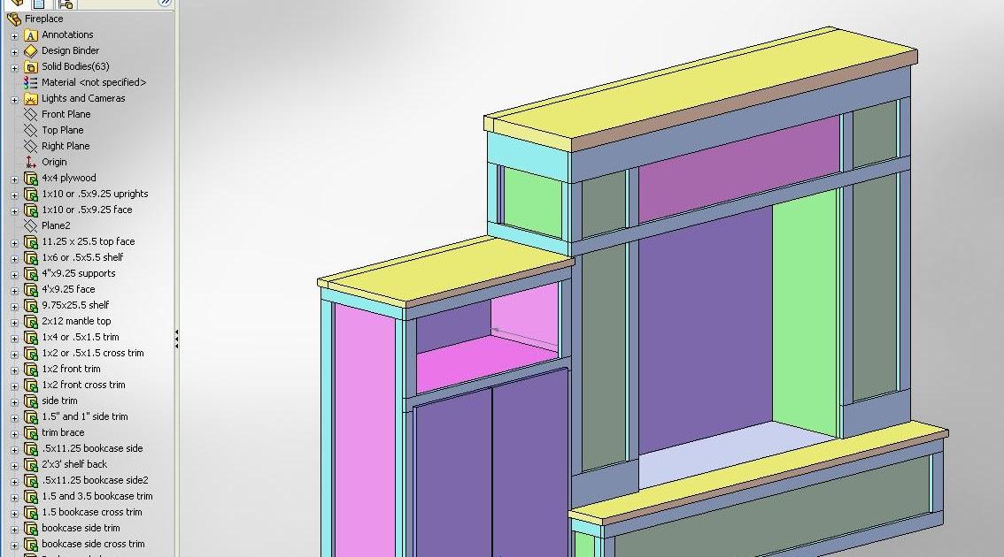 It 39 s not rocket science fireplace plans for 1200 post oak floor plans