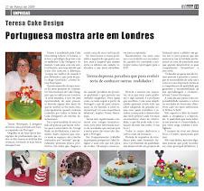 teresa cake designer