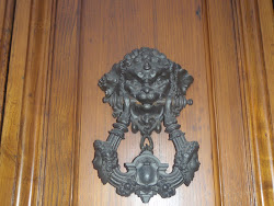 Door Knocker in Rome