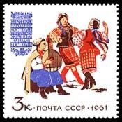 Coros y danzas populares, como en tiempos de Ustedsabequién...